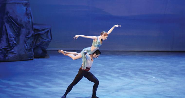 """За балета """"Легенда за езерото"""""""