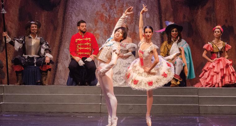 Възраждането на Старозагорския балет