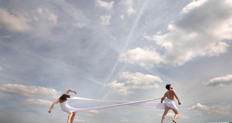 Танцът в модата: телесни обекти