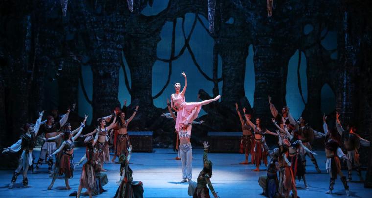 За балетния репертоар в България