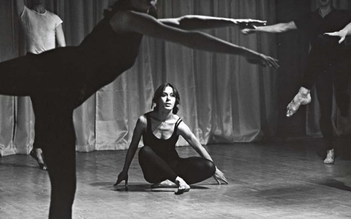 Ивон Рейнър: Някои минималистични тенденции в танца